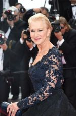 HELEN MIRREN at 'The Unknown Girl' Premiere at 69th Annual Cannes Film Festival 05/18/2016