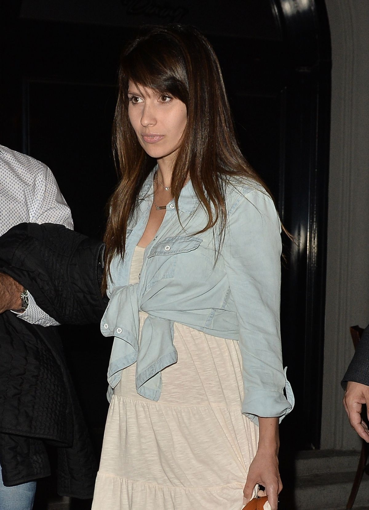 HILARIA BALDWIN at Craig