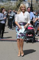 HOLLY WILLOUGHBY at