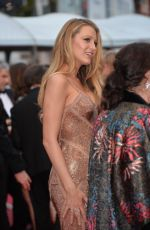BLAKE LIVELY at 'Cafe Society' Premiere and 69th Cannes Film Festival Opening 05/11/2016