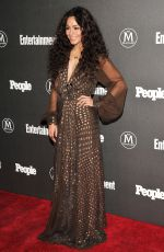 VANESSA HUDGENS at EW & People Upfronts Party in New York 05/16/2016
