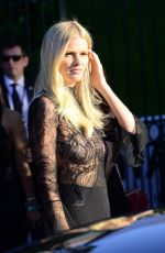 LARA STONE at Amfar's 23rd Cinema Against Aids Gala in Antibes 05/19/2016