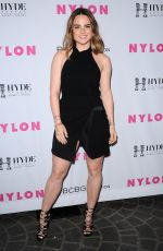 JOANNA JOJO LEVESQUE at Nylon Young Hollywood Party in West Hollywood 05/12/2016