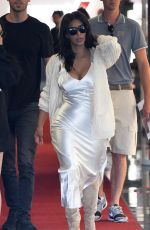 KIM KARDASHIAN at Hotel Martinez in Cannes 06/17/2016