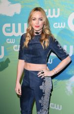 CAITY LOTZ at 2016 CW Network Upfront in New York 05/19/2016