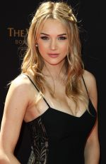 HUNTER HALEY KING at 2016 Daytime Emmy Awards in Los Angeles 05/01/2016
