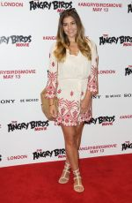 IMOGEN THOMAS at 'The Angry Birds Movie' Premiere in London 05/07/2016