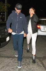 IRINA SHAYK and Bradley Xooper Leaves Beyonce