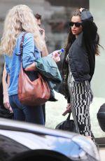 IRINA SHAYK at the Mayfair Hotel in London 05/28/2016