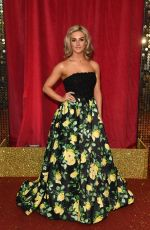 ISABEL HODGINS at British Soap Awards 2016 in London 05/28/2016