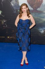 ISLA FISHER at Alice Through the Looking Glass Premiere in London 05/10/2016