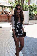 IZABEL GOULART at Hotel Martinez in Cannes 05/17/2016