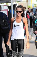 IZABEL GOULART Out and About in Cannes 05/16/2016