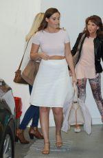 JACQUELINE JOSS at ITV Studios in London 05/26/2016