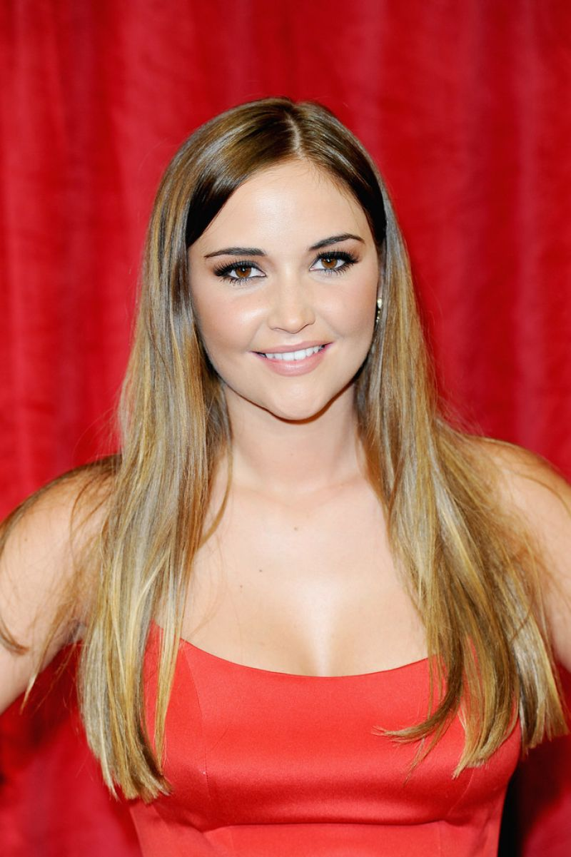 JACQUELINE JOSSA at British Soap Awards 2016 in London 05/28/2016