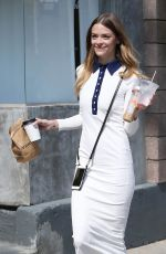 JAIME KING Out and About in Los Angeles 05/16/2016