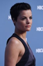 JAIMIE ALEXANDER at NBC/Universal Upfront Presentation in New York 05/16/2016