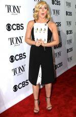 JANE KRAKOWSKI at 2016 Tony Awards Meet the Nominees in New York 05/04/2016