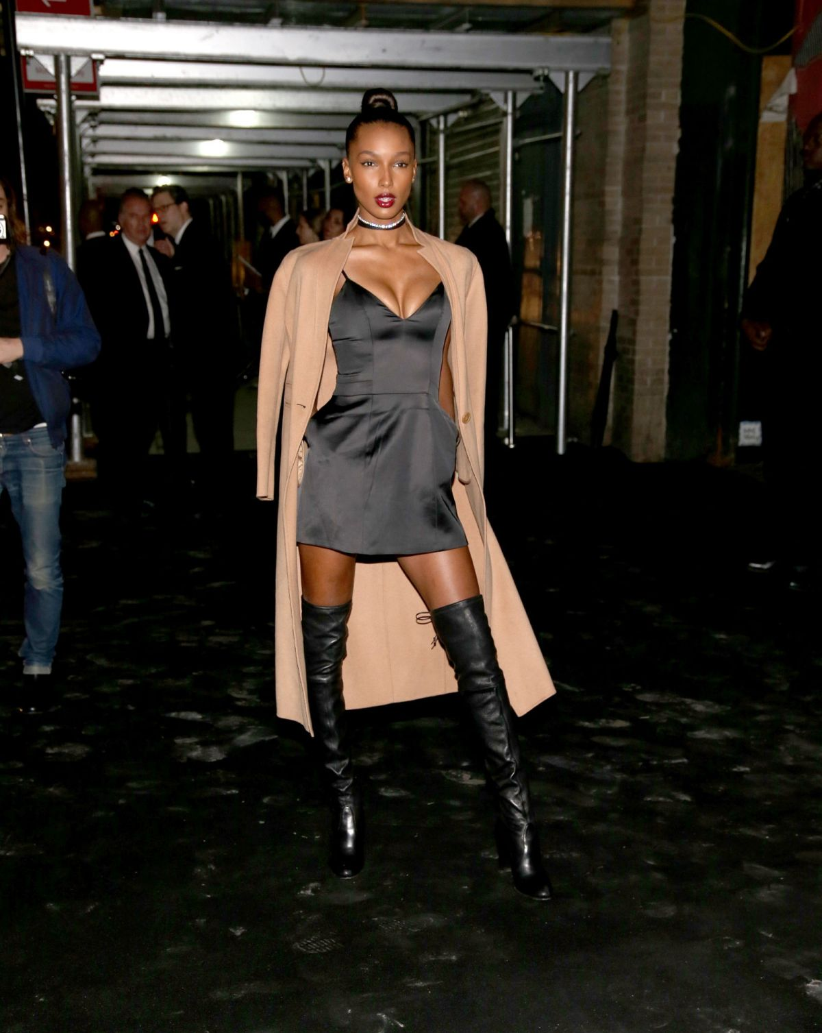 JASMINE TOOKES at Met Gala After-party in New York 05/02/2016