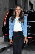 JASMINE TOOKES Out and About in New York 05/24/2016