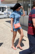 JATY PERRY Out and About in Cannes 05/17/2016