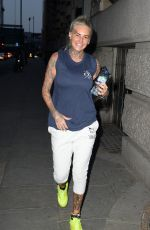 JEMMA LUCY Leaves a Gym in Manchaster 05/06/2016