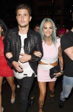 JEMMA LUCY Night Out in Manchester 05/05/2016