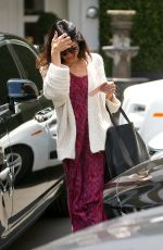 JENNA DEWAN Leaves Epione Cosmetic Laser Center in Beverly Hills 05/17/2016