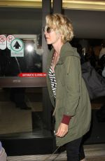 JENNA ELFMAN at LAX Airport in Los Angeles 05/05/2016