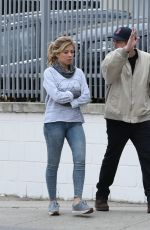 JENNETTE MCCURDY Out and About in Los Angeles 05/25/2016