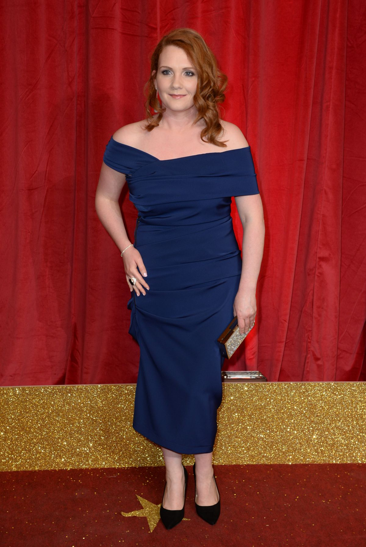 JENNIE MCALPINE at British Soap Awards 2016 in London 05/28/2016
