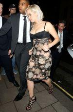 jennifer lawrence - at tape nightclub in london 05/09/16