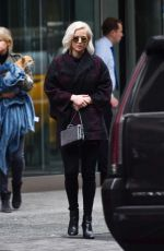 JENNIFER LAWRENCE Out and About in New York 05/04/2016