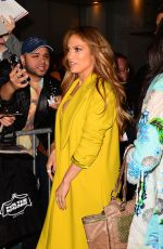 JENNIFER LOPEZ Arrives at NBC After-party in New York 05/16/2016