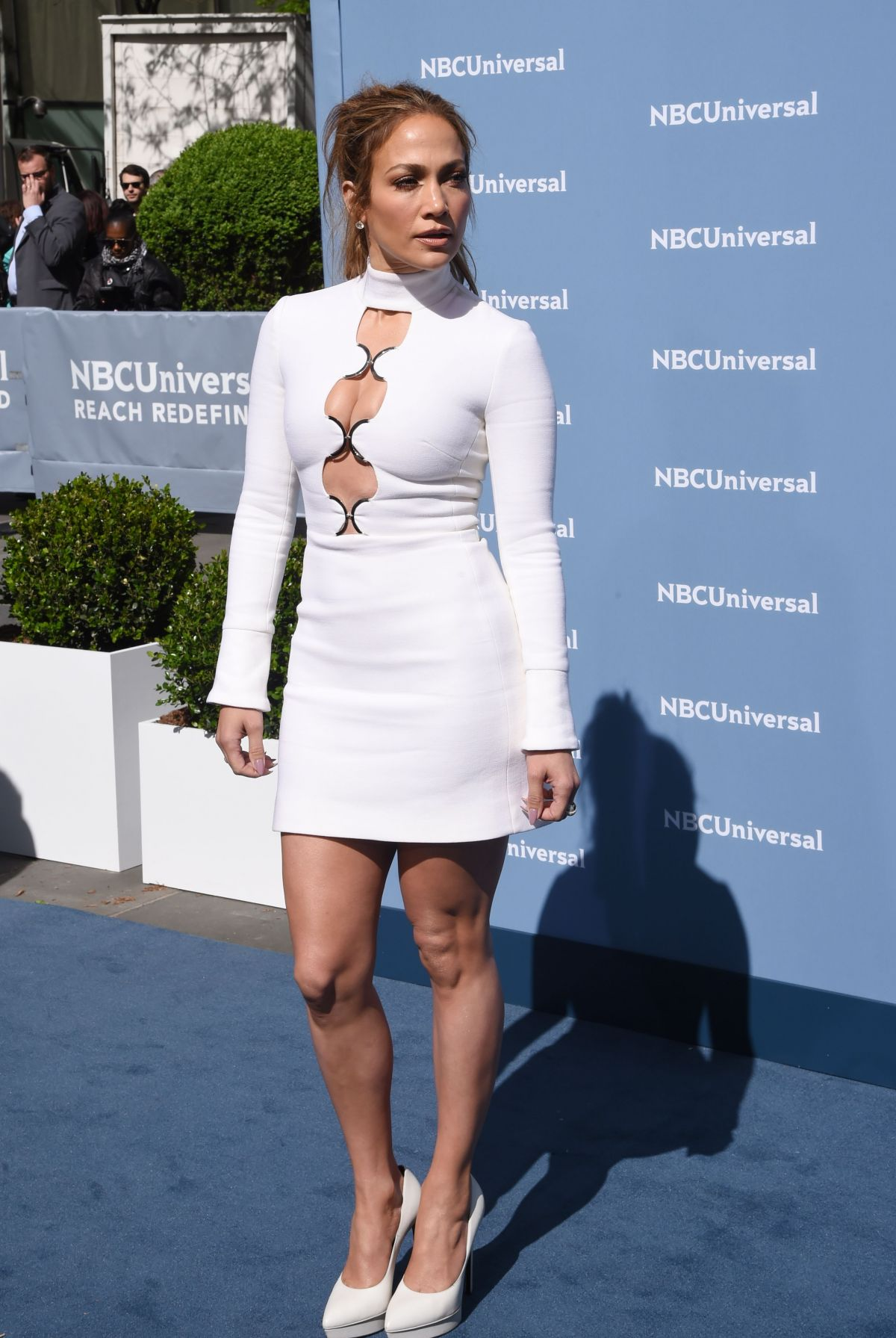 JENNIFER LOPEZ at NBC/Universal Upfront Presentation in New York 05 ...