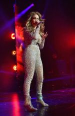 JENNIFER LOPEZ Performs at a Concert in Atlanta 05/17/2016