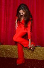 JENNIFER METCALFE at British Soap Awards 2016 in London 05/28/2016