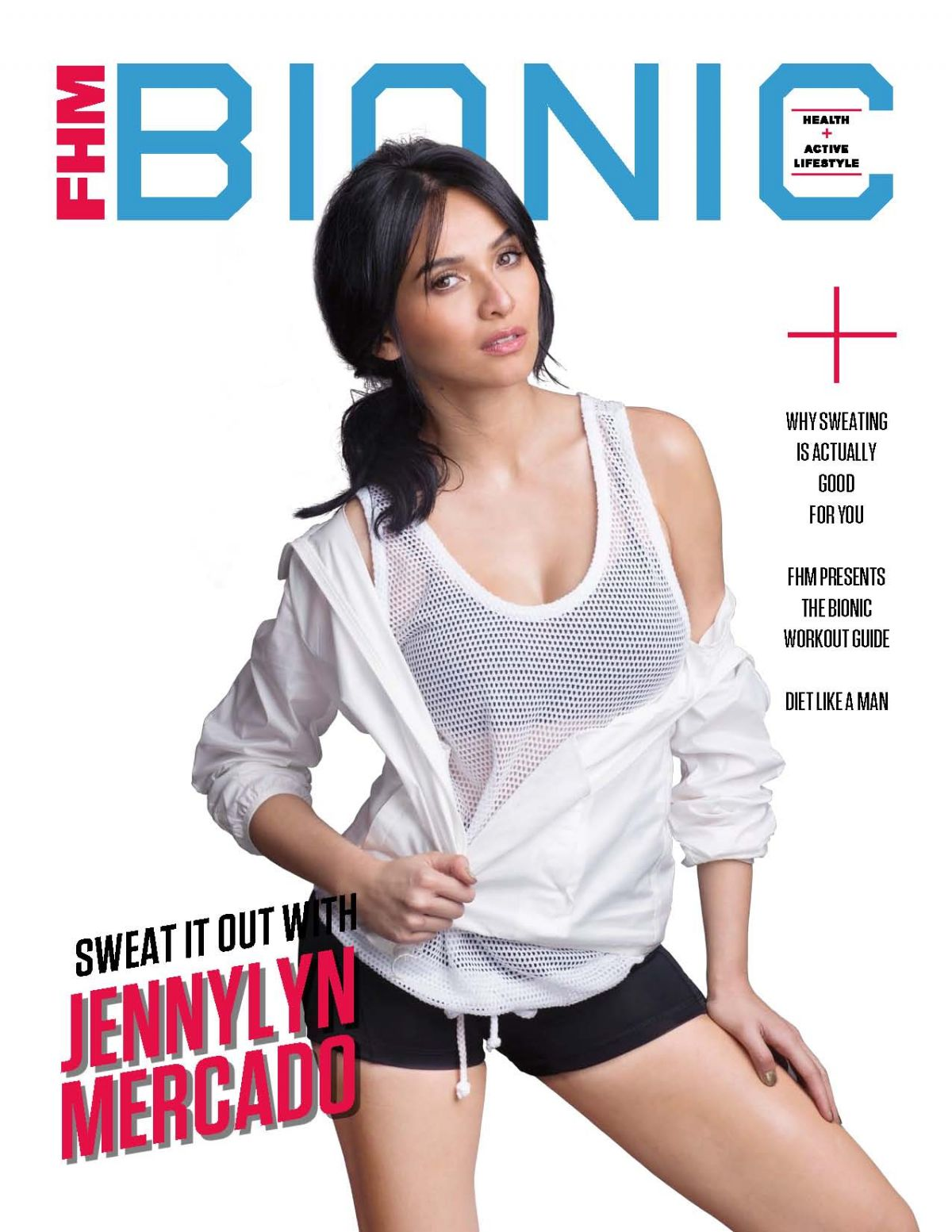 JENNYLYN MERCADO in FHM Magazine, Philippines May 2016 Issue