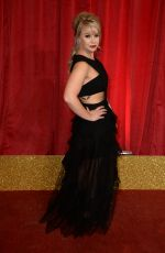 JESSICA FOX at British Soap Awards 2016 in London 05/28/2016