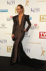 JESSICA MARAIS at 58th Annual Logie Awards in Melbourne 05/08/2016