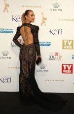 JESSICA MARAIS at 58th Annual Logie Awards in Melbourne 05/08/2016