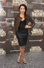 JESSICA PARKER KENNEDY at Teenage Mutant Ninja Turtles Out of the Shadows Premiere in New York 05/22/2016