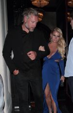 JESSICA SIMPSON Night Out in Beverly Hills 05/15/2016