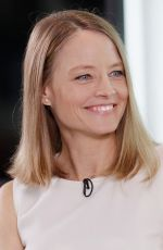 JODIE FOSTER at Kering Women in Motion at the 69th Annual Cannes Film Festival 05/12/2016