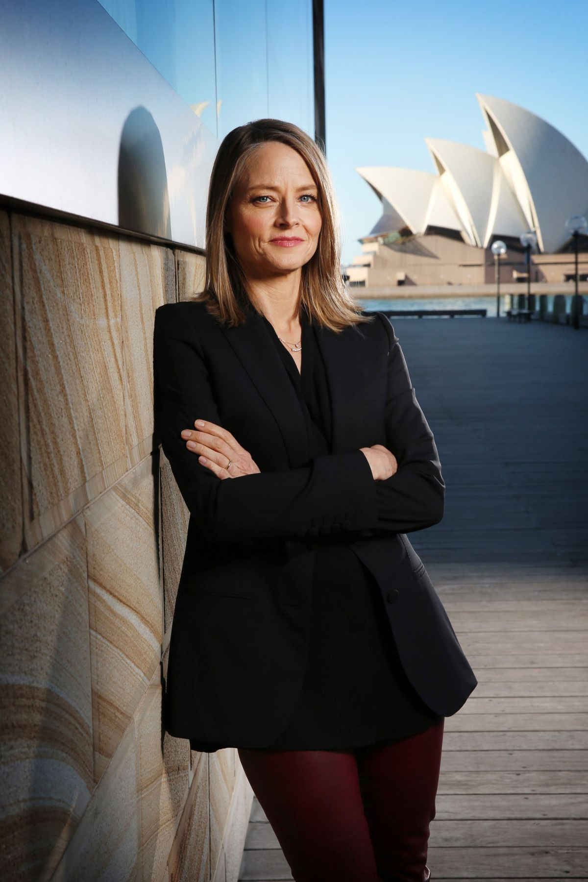 JODIE FOSTER at 'Money Monster' Photocall in Sydney 05/30/2016