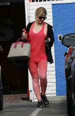 JODIE SWEETIN at DWTS Studio in Hollywood 05/06/2016
