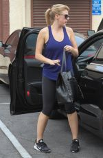 JODIE SWEETIN at DWTS Studio in Hollywood 05/18/2016