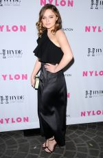 JOEY KING at Nylon Young Hollywood Party in West Hollywood 05/12/2016
