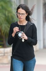 JORDANA BREWSTER in Jeans Out in Los Angeles 05/07/2016