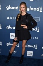 JOSEPHINE SKRIVER at 27th Annual Glaad Media Awards in New York 05/14/2016